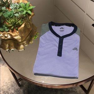 Nike Henley T-shirt